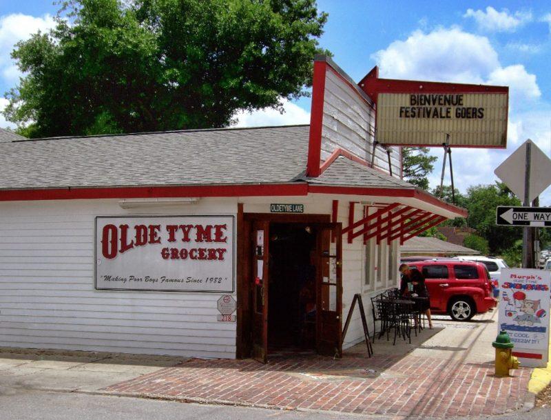 Olde Tyme Grocery Lafayette
