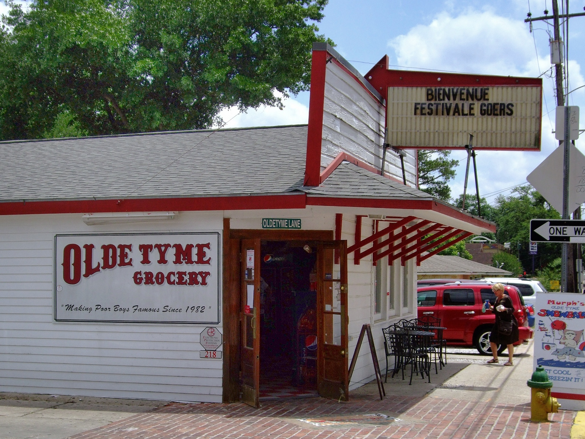 Olde Tyme Grocery Lafayette Mikestravelguide Com