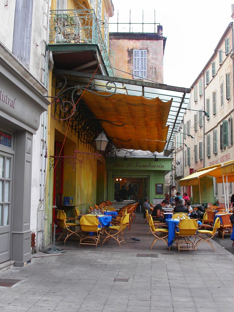 Van Gogh's Cafe in Arles