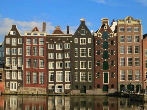 Dancing Houses (Amsterdam)