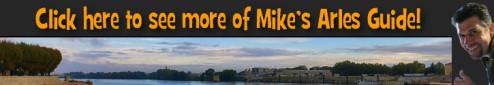 Arles City Icon