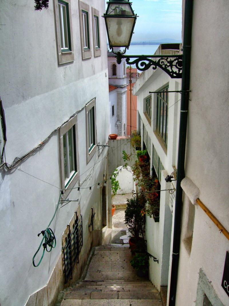 Alfama Lisbon, Portugal