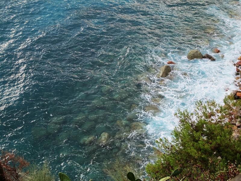 Cinque Terre Cliff View