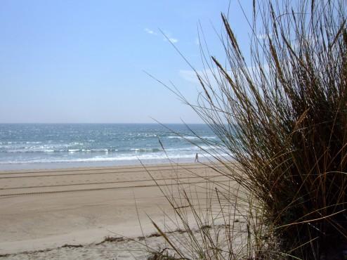 Beach Barril Portugal