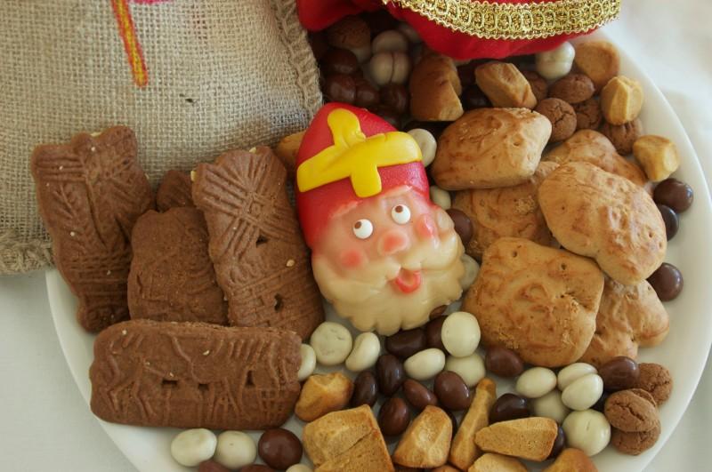 Dutch Treats Sinterklaas Has Arrived In The Netherlands