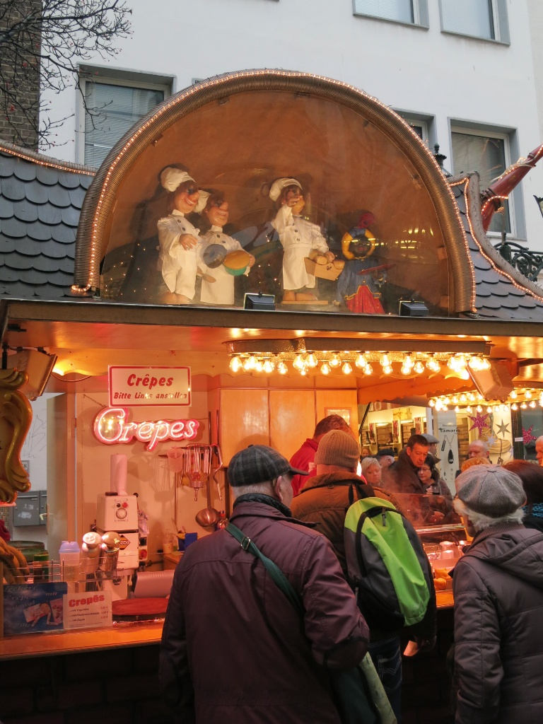From Dutch Treats To German Treats At The Weihnachtsmarkt