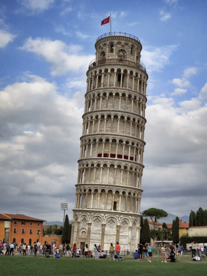Things to do in pisa climb the leaning tower - Leaning tower of pisa ...