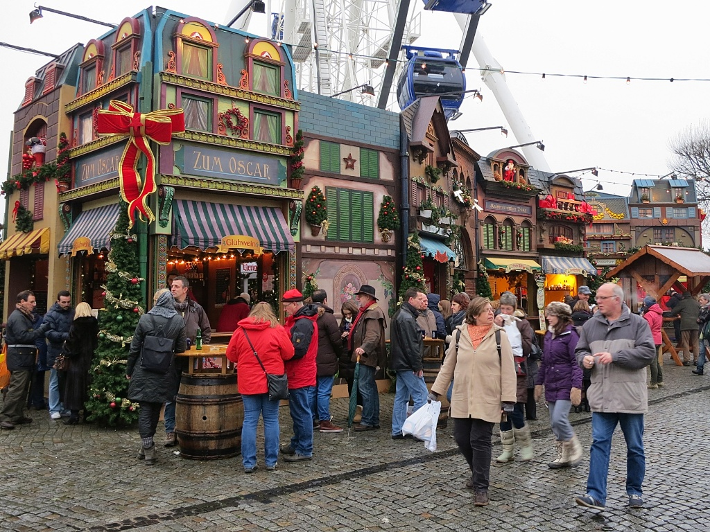 weihnachtsmarkt stalls dusseldorf christmas market. Black Bedroom Furniture Sets. Home Design Ideas