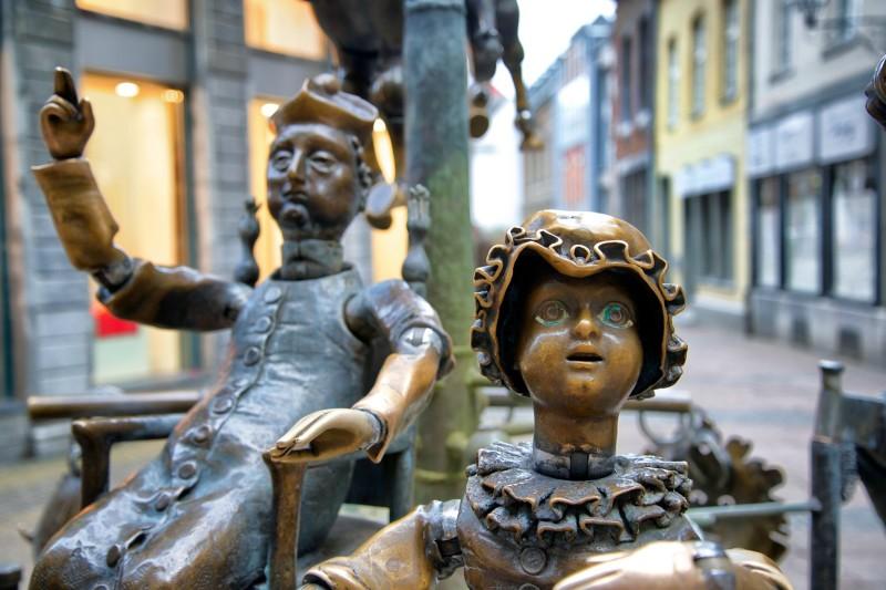 Aachen Part 3: Oddities and Curiosities