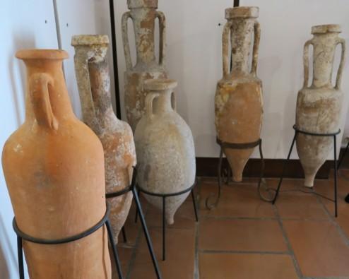 Archaeological Artifacts Musée du Cassis