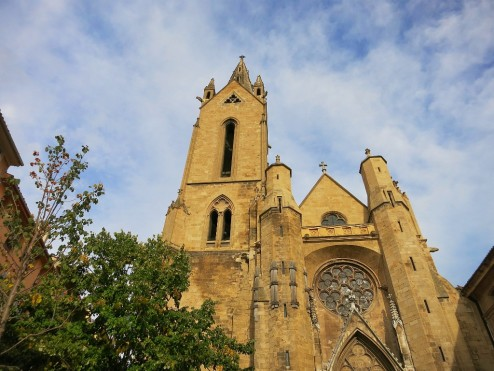 Eglise Saint Jean de Malte Aix en Provence France