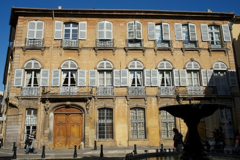 Hôtel d'Albertas Aix en Provence France