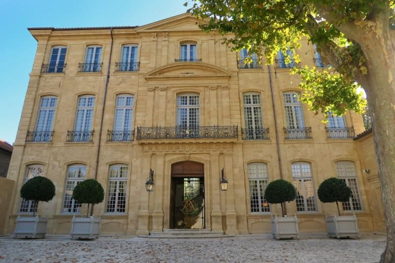 Hôtel de Caumont Aix en Provence France