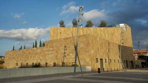 Modern Architecture Cultural Forum Aix en Provence France