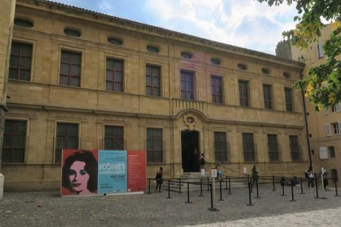 Musée Granet Aix en Provence France