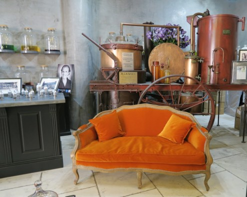 Musee du Perfum Cassis France