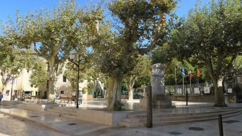 Place Baragnon Cassis France