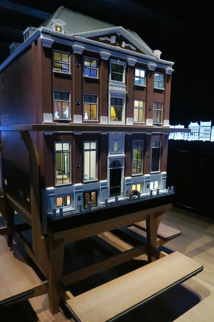 Doll house Het Grachtenhuis Museum Amsterdam