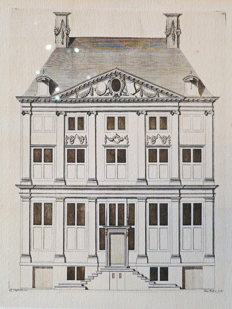 het Grachtenhuis drawing
