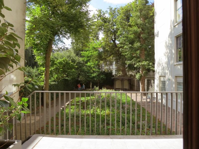 het Grachtenhuis garden
