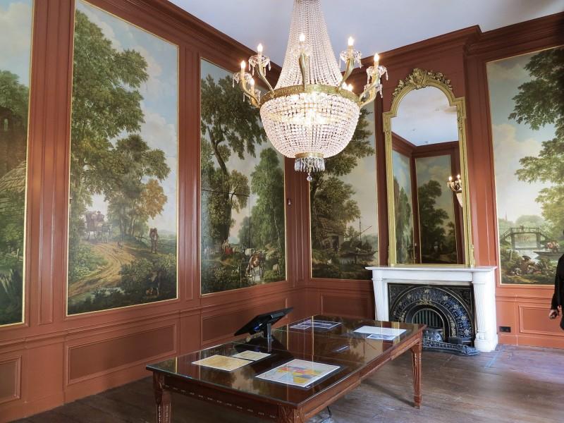 het Grachtenhuis interior