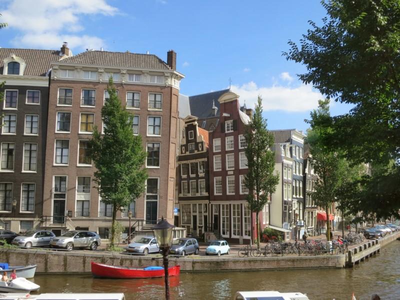 view from het Grachtenhuis