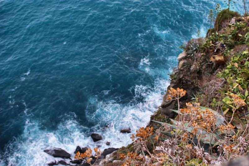 Corniglia Italy Ocean View