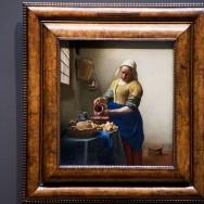 Vermeer's The Milk Maid