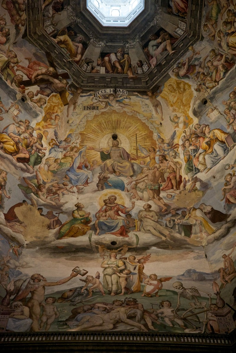 Florence Dome: Things To See In Florence, Piazza Del Duomo Cathedral Square