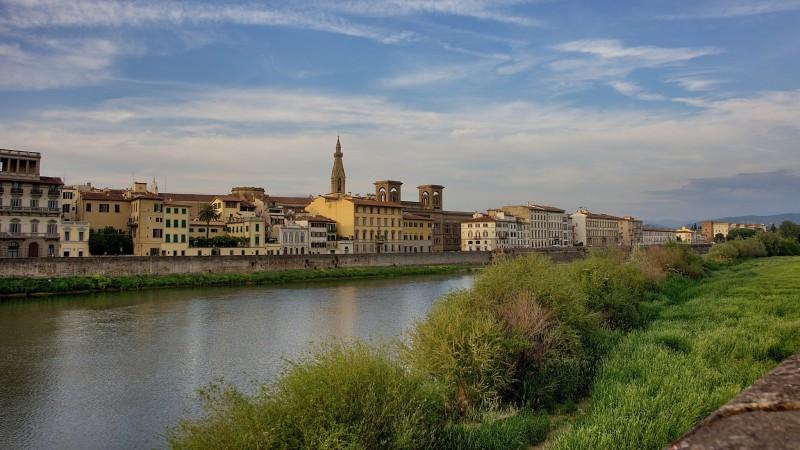 Flrorence Arno River