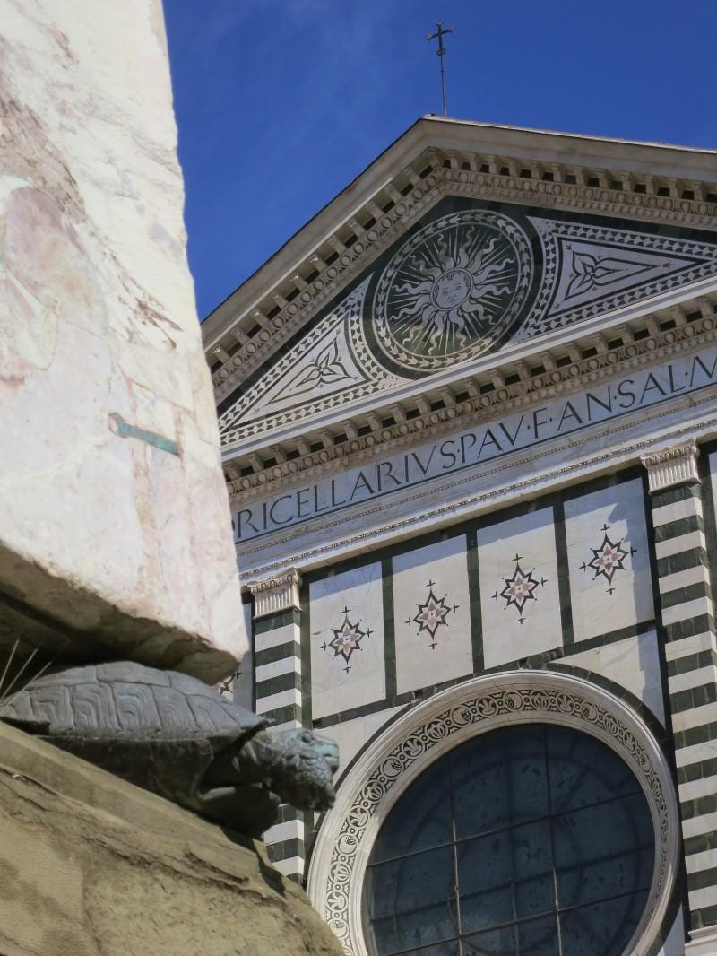 Santa Maria Novella turtles