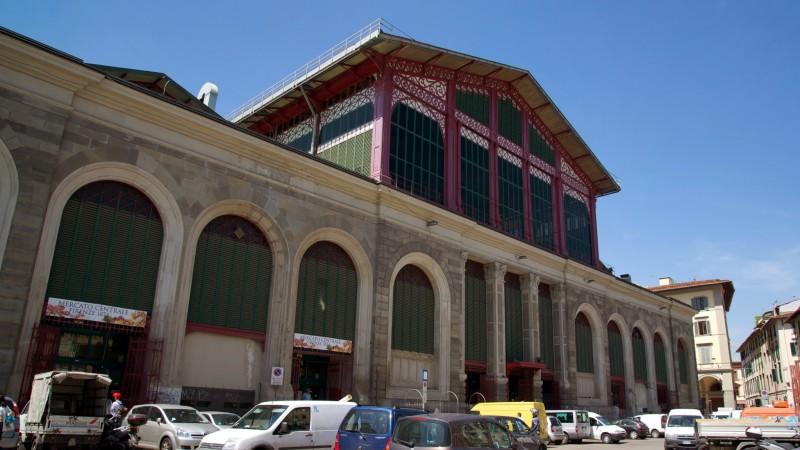 Mercato Centrale Exterior