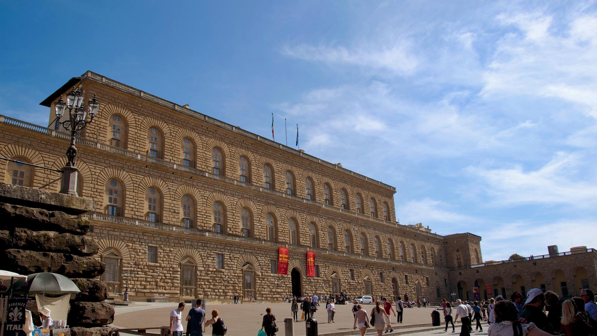 Palazzo pitti for Palazzo pitti