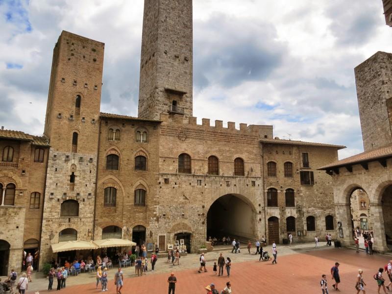Piazza della Duomo