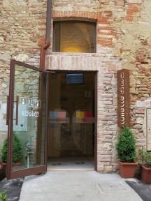 Public toilet in San Gimignano