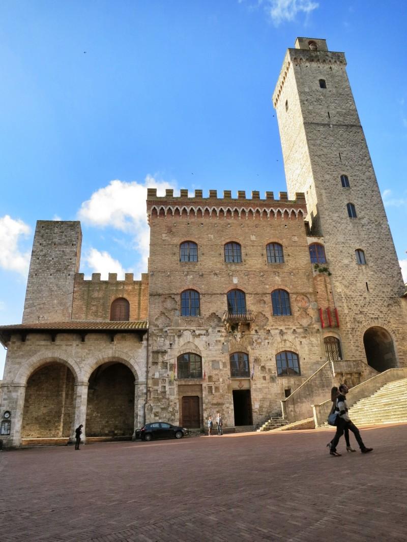 San Gimignano Palazzo Comunale