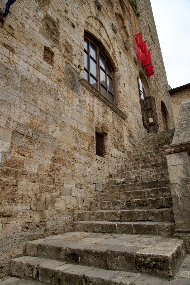 San Gimignano Torre Grossa Entrance