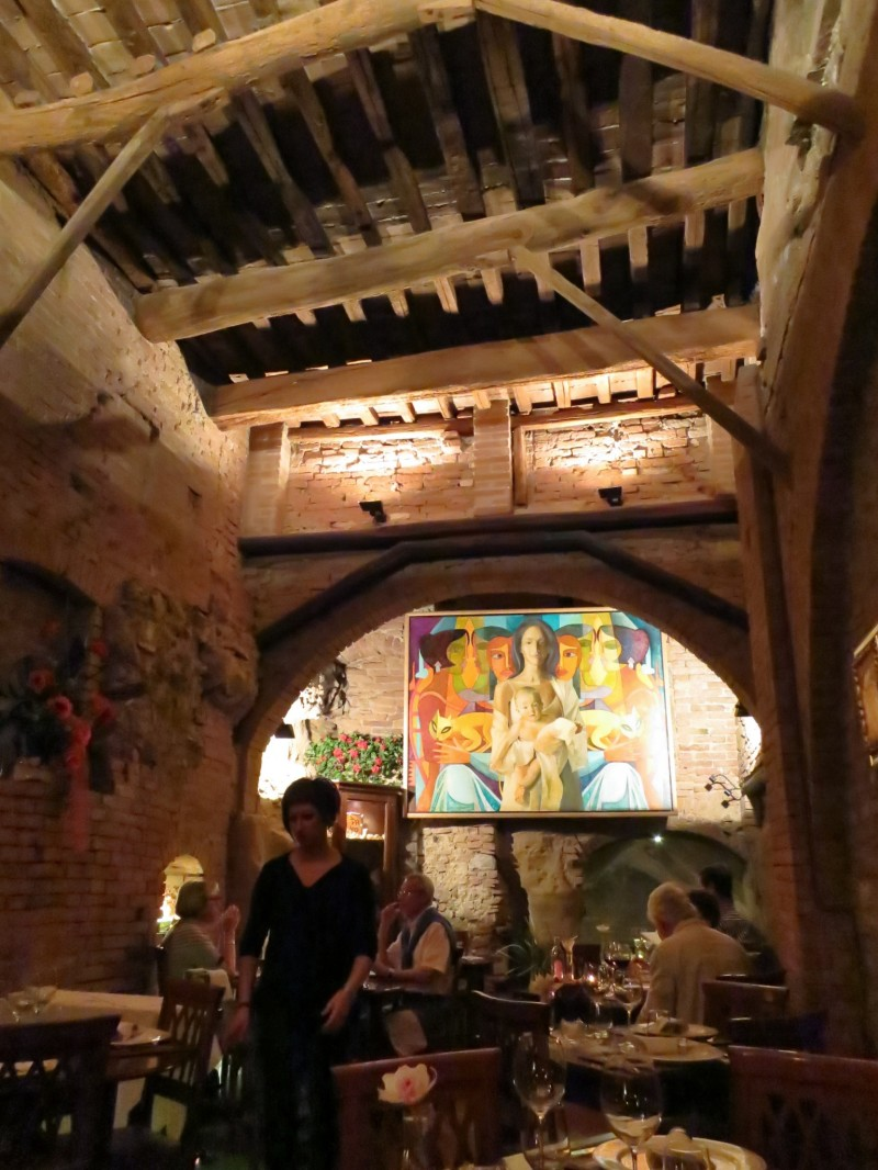 Where to eat and sleep in siena - Da divo siena ...
