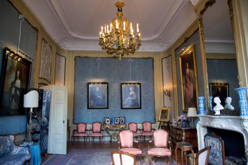 Museum Van Loon Blue Salon