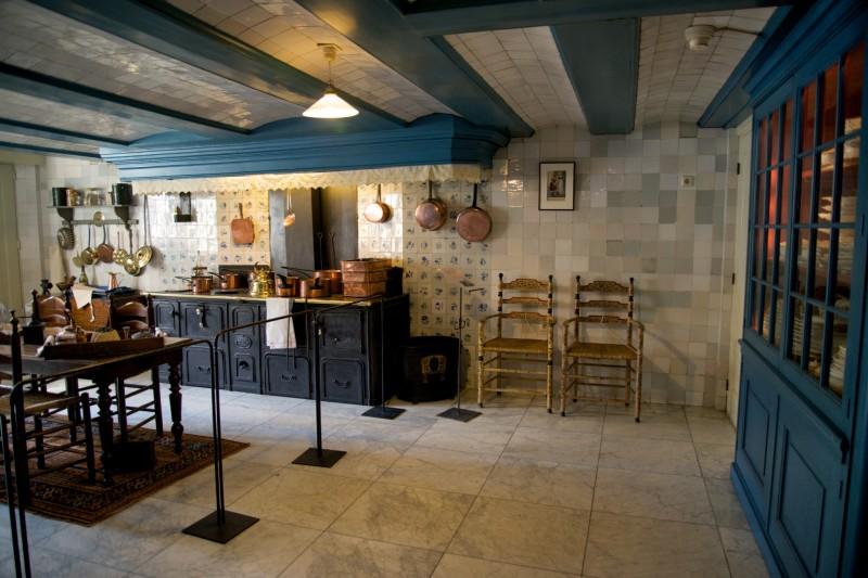 Museum Van Loon Kitchen