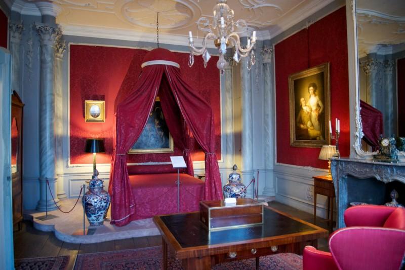 Museum Van Loon Master Bedroom