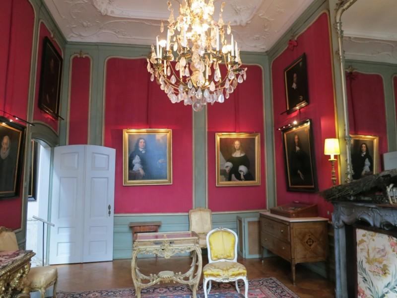 Museum Van Loon Red Salon