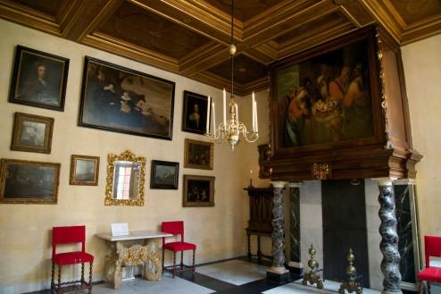 Amsterdam Hidden Attic Church Private Residence of Former Owner Jan Hartman