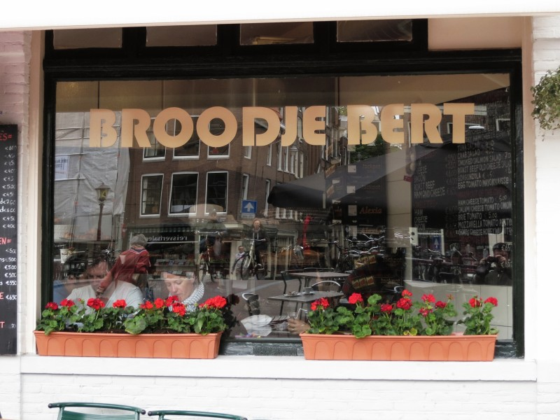 Broodje Bert places to eat in Amsterdam