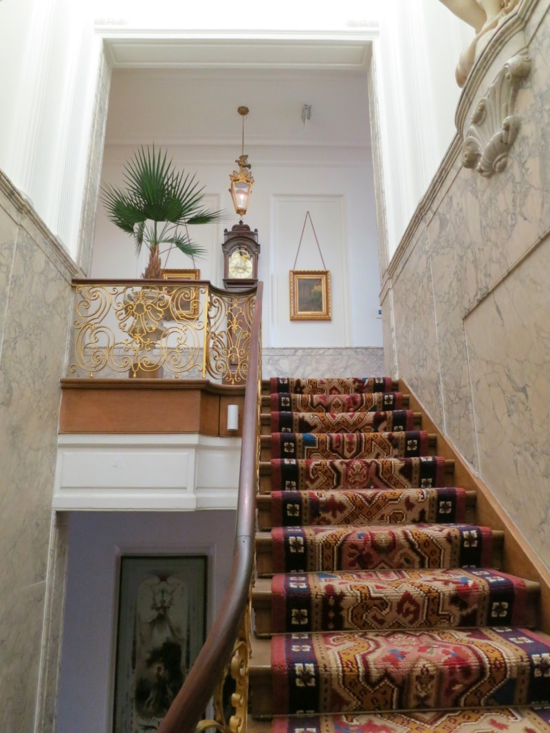 Grand Staircase Willet-Holthuysen Amsterdam
