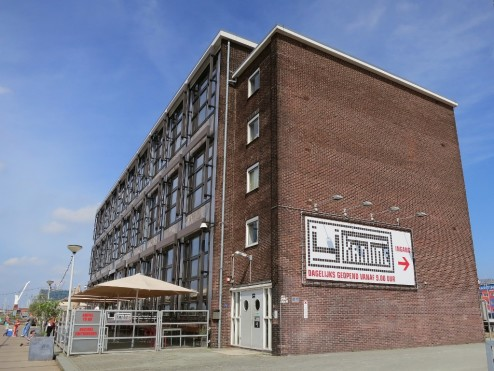 IJ Kantine NDSM Werf Amsterdam