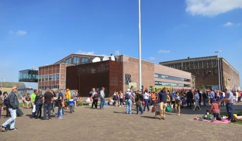 MTV NDSM Werf Amsterdam