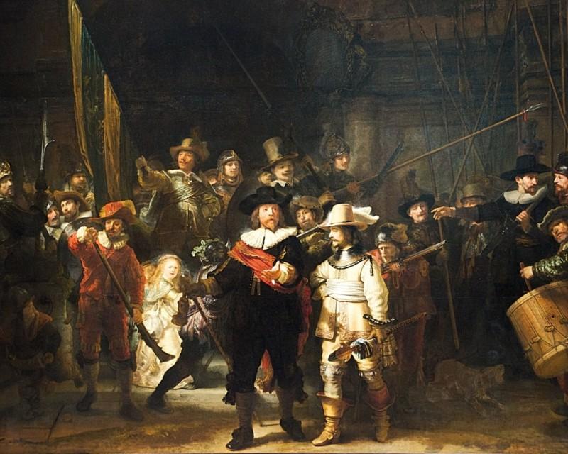 Rembrandt's Night Watch