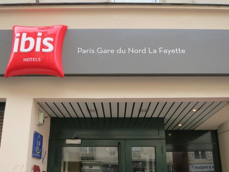 Ibis Gare Du Nord Paris