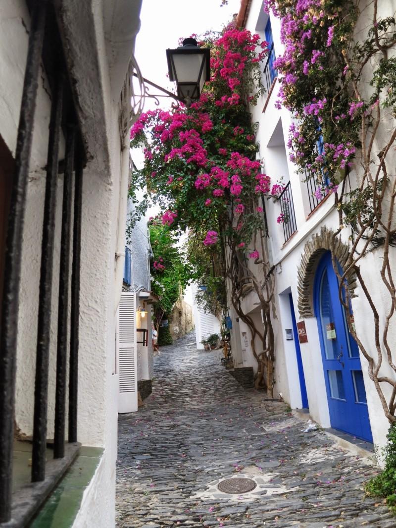 Cadaqués Spain Stone Street